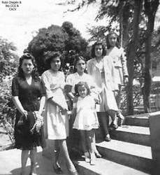 1950 (6b) 1950-55 Parque infantil de  Chepen
