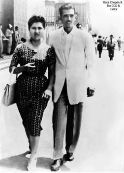 1950-60 Blanca Terrones Chavarry distinguida dama