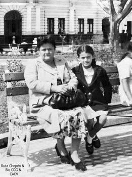 1955 (7) 1950-55 Zoila Hora de Robles Ex Directora