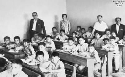 1960 Promocion del Colegio 233
