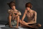 Ryley and Kaii