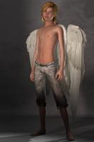 Angel? (again) by scraverX