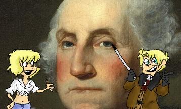 George Washington was the 1st. by ikinz