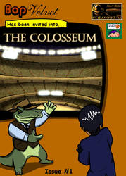 Colosseum Audition Cover by Mooglepinoy22