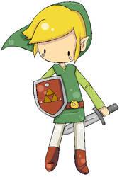 Link. by KiwiPrince