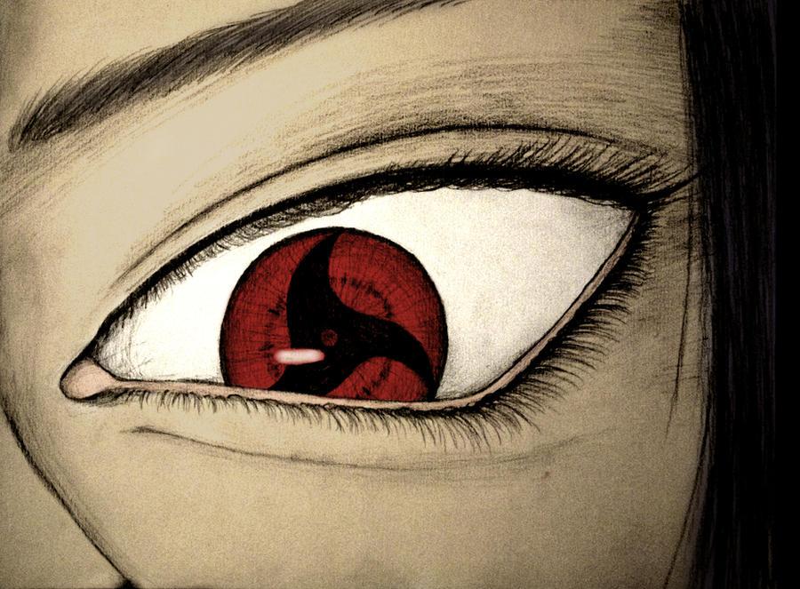 Sharingan Eye | Sharingan eyes | via Facebook | We Heart It ...