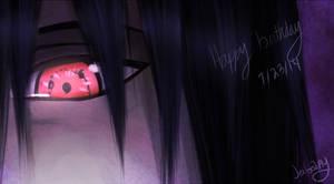 Sasuke's Birthday 2014