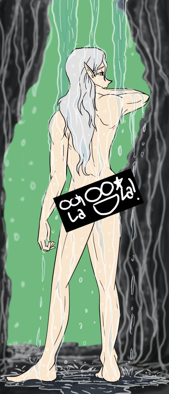 OOH LA LA [Wip] by Starymoto
