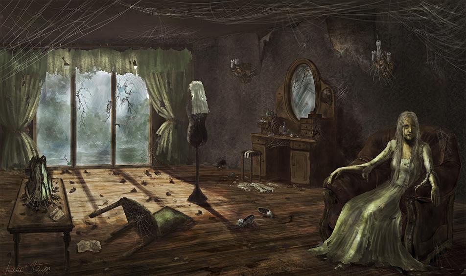 Miss Havisham by jameli on DeviantArt
