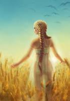 Summer by jameli