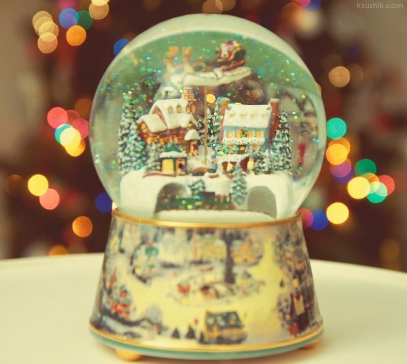 Making Christmas II by ksushiks