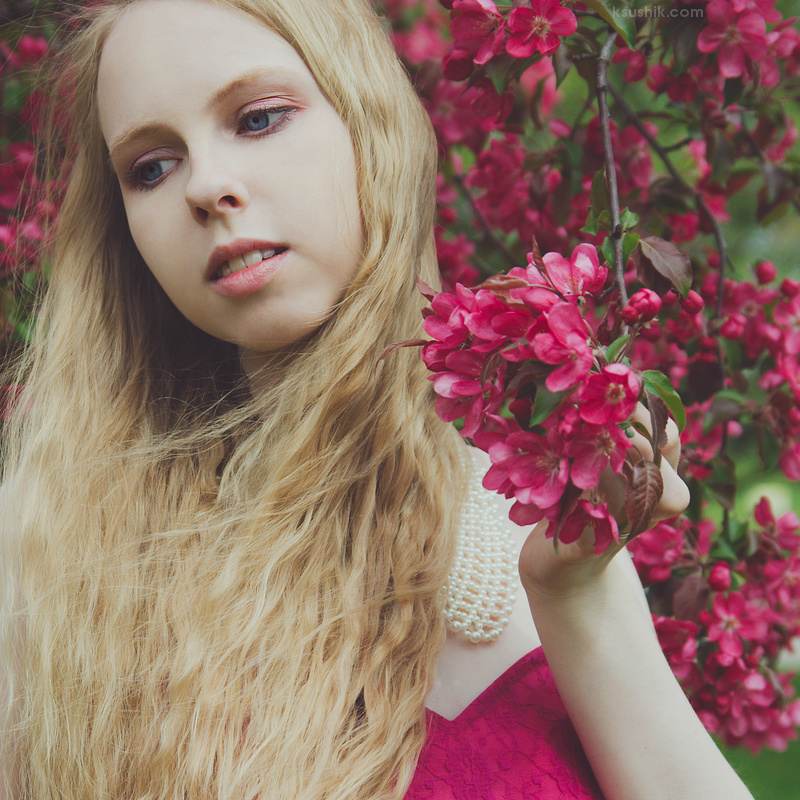Pink by ksushiks