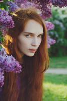 Lilac Witch by ksushiks