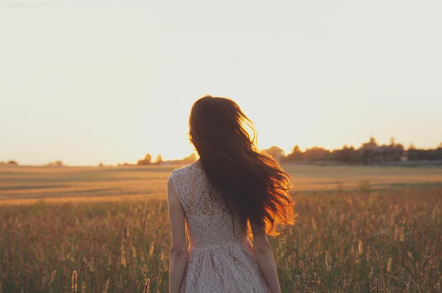 At Sunrise by ksushiks