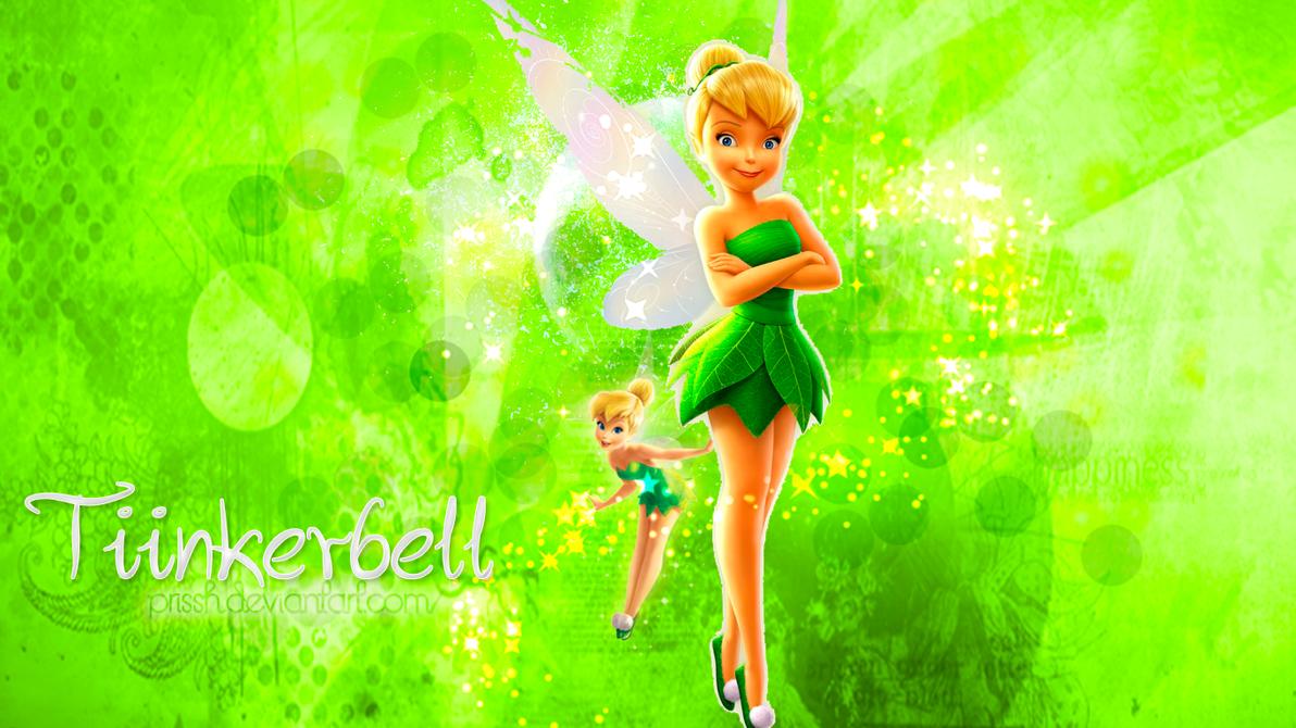 Tinkerbell Wallpaper by PrissH on DeviantArt