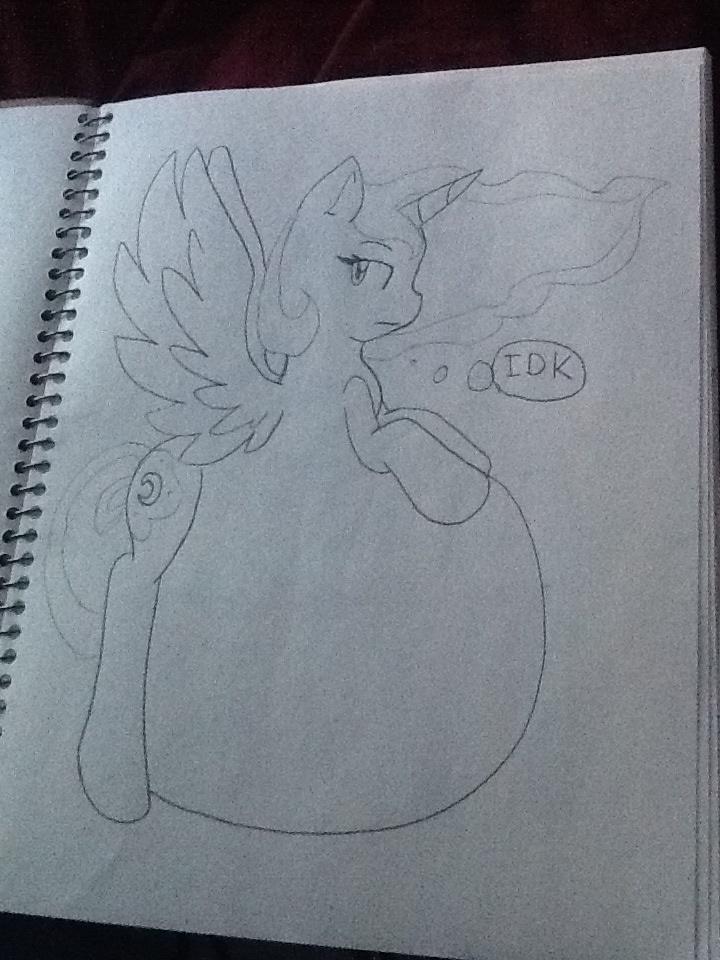 Luna likes Naruto (request) by SparkleGirl13