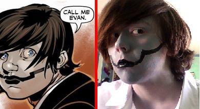Evan Sabahnur Cosplay! by satiricScythe