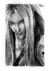 Sephiroth - FF7 AC by reniervivas666