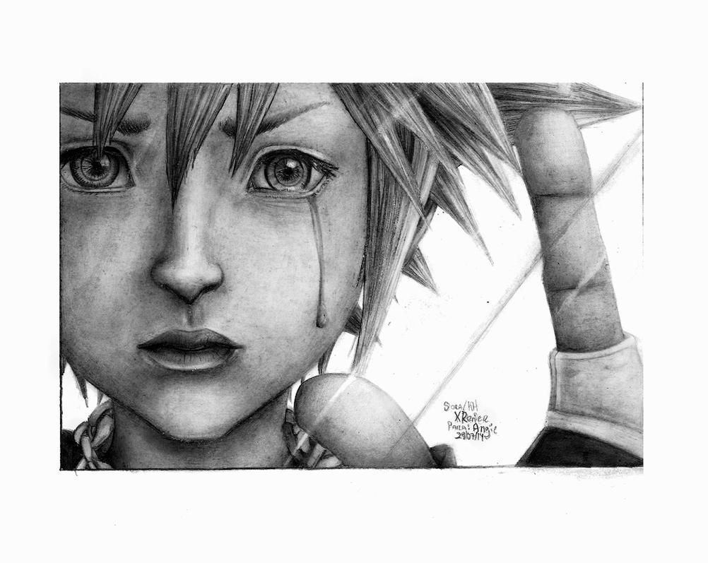 Kingdom Hearts - Sora by reniervivas666