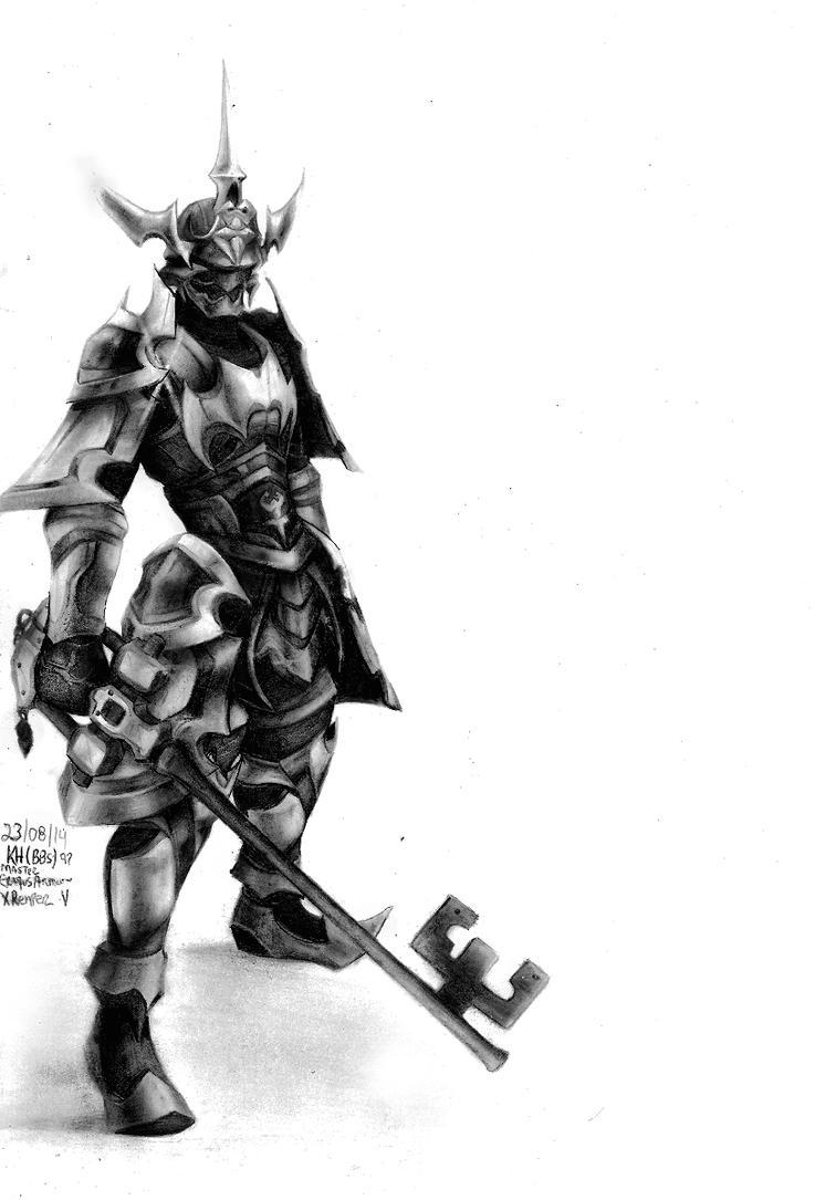 Kingdom Hearts BBS - Eraqus Armor by reniervivas666 on DeviantArt