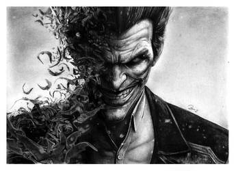 The joker by reniervivas666