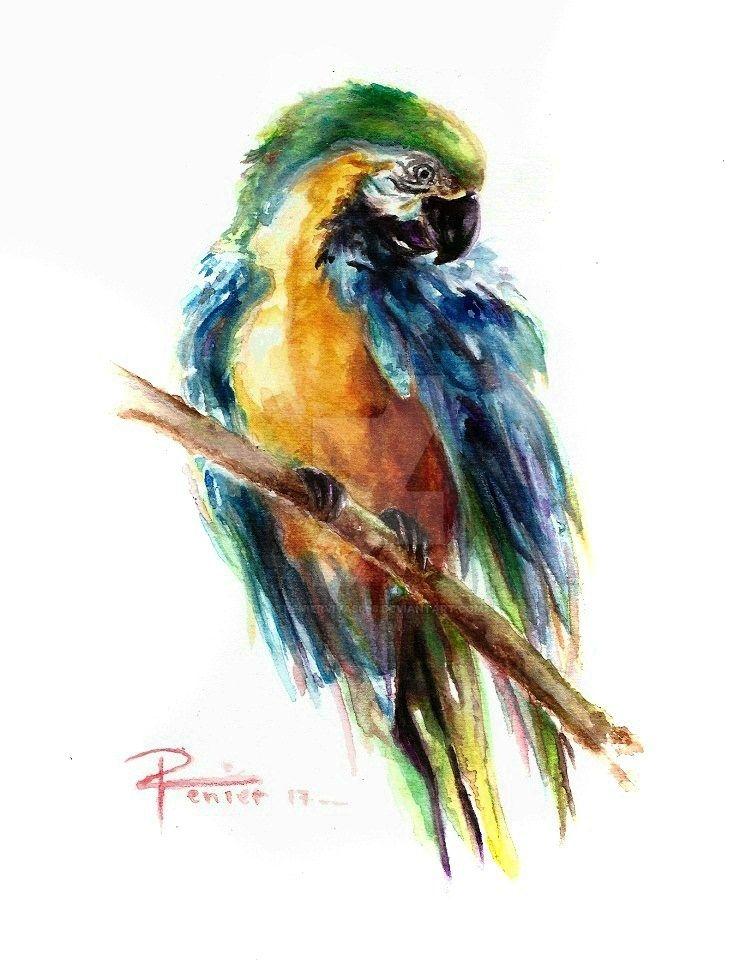 Watercolors 3 by reniervivas666