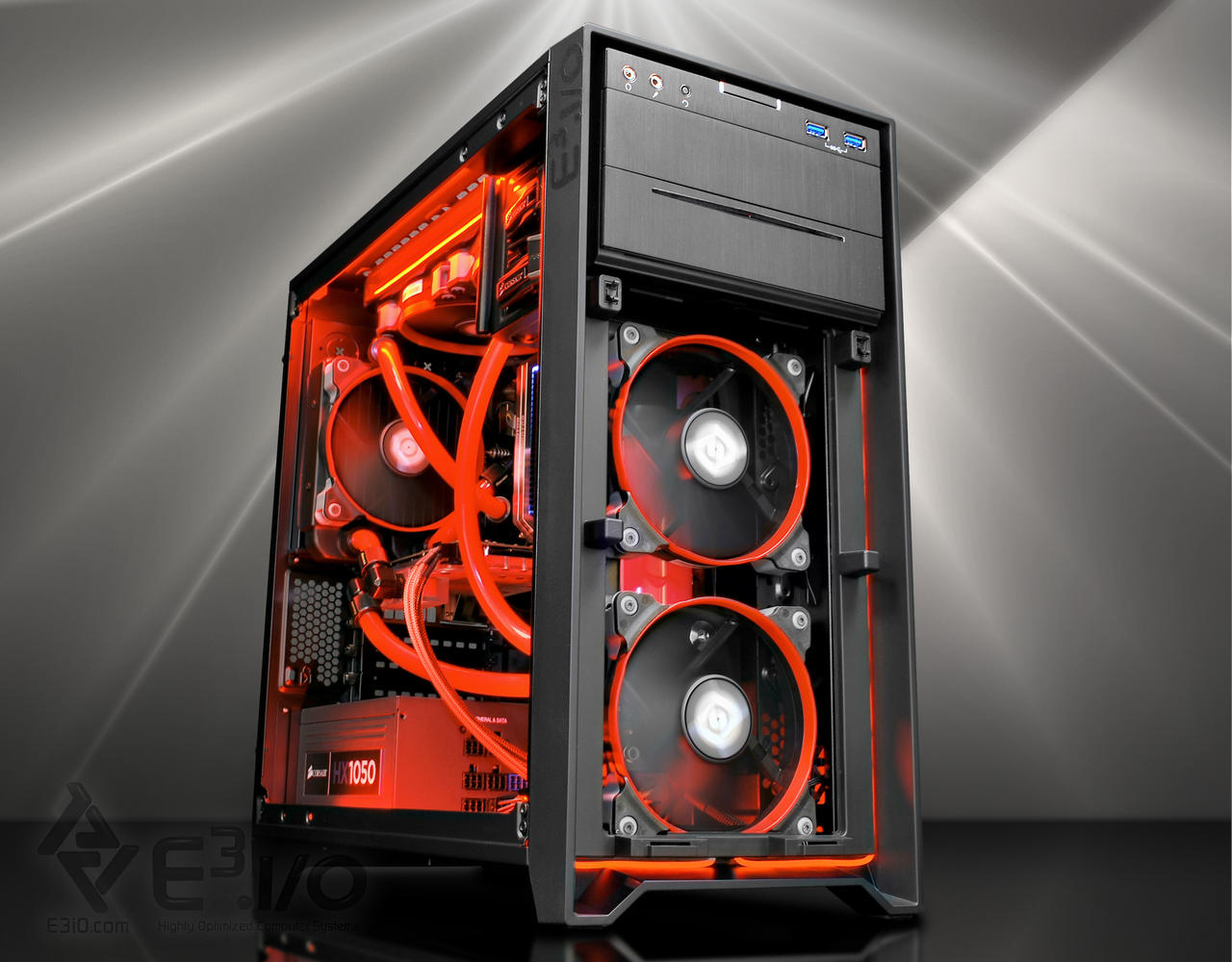 #BE400D E3iO XI Scorpion Gaming PC By E3iopc On DeviantArt Recommended 7167 Water Cooled Tower pics with 1280x1000 px on helpvideos.info - Air Conditioners, Air Coolers and more