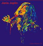 Janis Joplin color