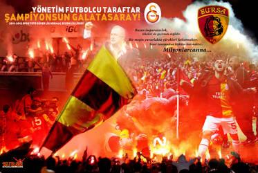 Lider Galatasaray by uguraydin