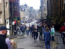 Edinburgh:4 by Jungle-UrbanWarrior