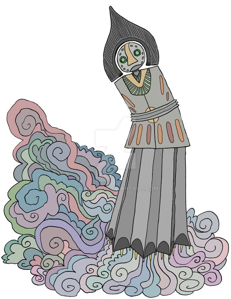Flatwoods Monster by Kway100