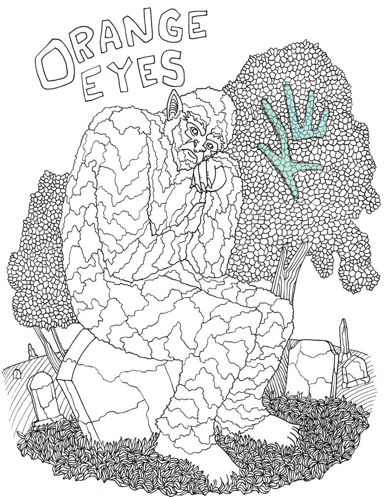 cryptids coloring pages - photo#17
