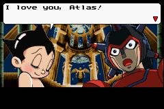 Astro x Atlas? Confession by MegaMan-Atlas