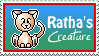 Ratha's Creature Stamp by UnicornReality