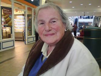 My Grandma II by UnicornReality