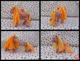 SunStorm and Foal by UnicornReality