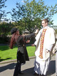 Harassing a Priest