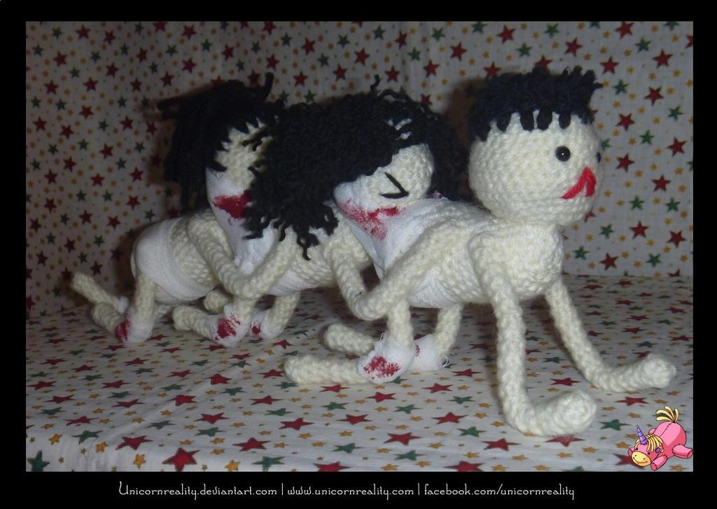 Human Centipede VI by UnicornReality