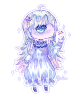 Lunaki the Starborn by Ghostimu