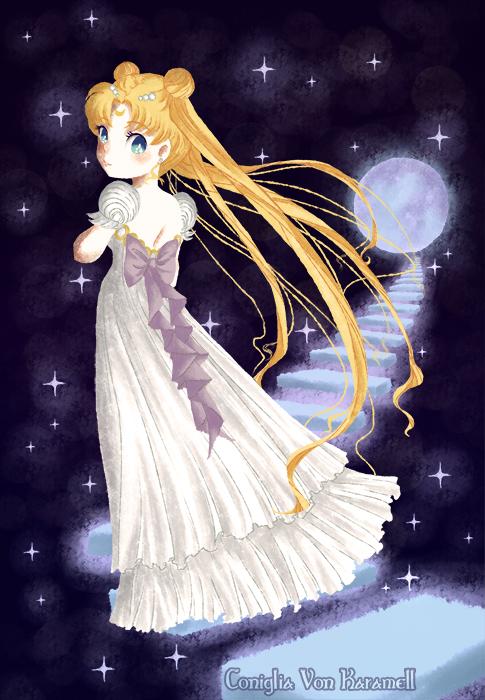 Princess Serenity by Usagi-Star