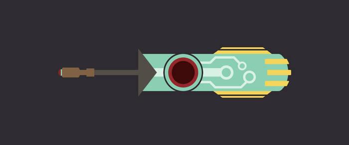 Transistor blade vector