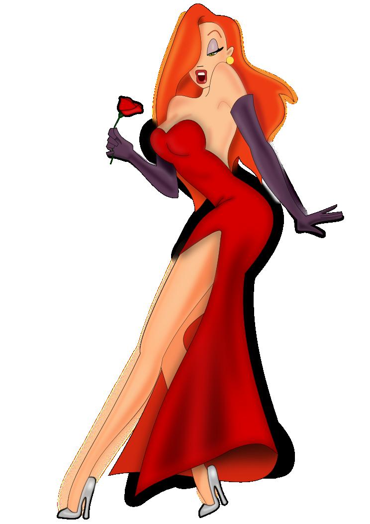 Cartoon Characters Jessica Rabbit : Jessica rabbit by lunk on deviantart