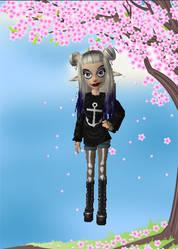 Kawaii Elf by SilverSnack7423