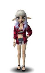 Gwyn's warped outfit by SilverSnack7423
