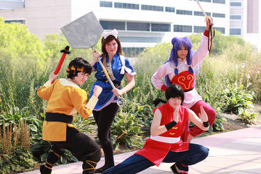 Ranma: Go get the Cure