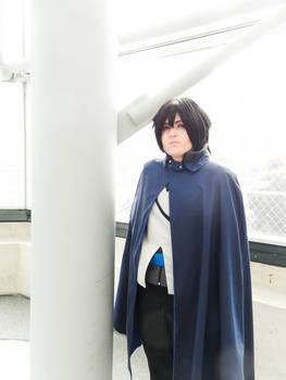 Sasuke Uchiha from the Boruto Movie