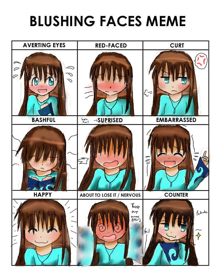 blushing_faces_meme__spirit_by_chibibeagle blushing faces meme spirit by burritocereno on deviantart