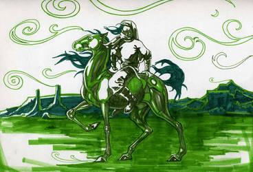 In a Green Wind