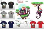 .:Cute Monsters Design:.