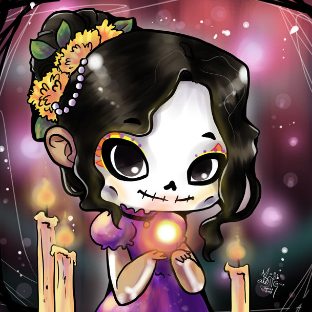 Catrina 2014 By Pichigani On Deviantart